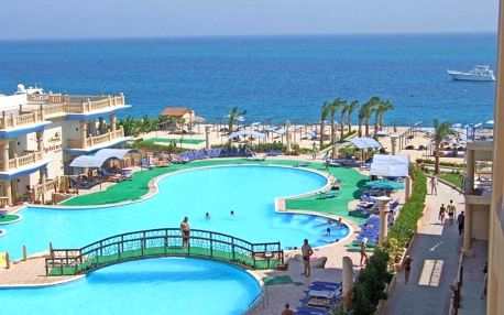 Egypt, Hurghada, letecky na 15 dní all inclusive