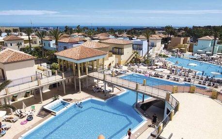 Kanárské ostrovy - Fuerteventura na 8 dní, bez stravy s dopravou letecky z Prahy, 600 m od pláže