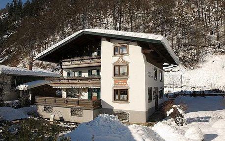 Rakousko - Kaprun / Zell am See na 4 až 5 dní, snídaně s dopravou vlastní