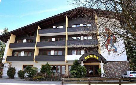 Rakousko - Zillertal Arena na 8 dní, bez stravy s dopravou vlastní