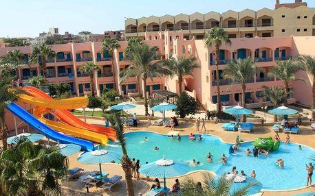 Egypt - Hurghada na 8 až 11 dní, all inclusive s dopravou letecky z Prahy, přímo na pláži