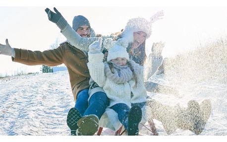 Relax u Litomyšle s polopenzí pro dva i rodinu