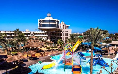 Egypt - Hurghada na 8 až 9 dní, all inclusive s dopravou letecky z Prahy, Brna, Katowic nebo Bratislavy, přímo na pláži