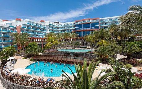 Kanárské ostrovy - Fuerteventura na 8 dní, all inclusive s dopravou letecky z Prahy, přímo na pláži