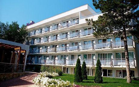 Bulharsko - Albena na 8 dní, all inclusive s dopravou letecky z Prahy nebo Brna, 750 m od pláže