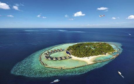 Maledivy - Atol Ari na 9 dní, snídaně s dopravou letecky z Prahy