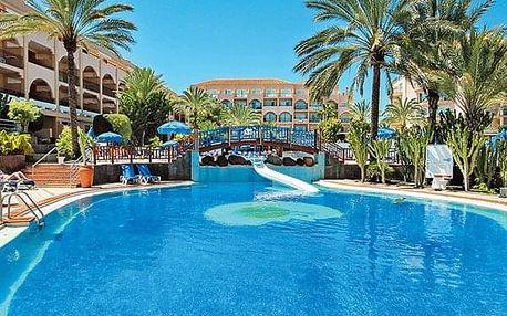 Španělsko - Gran Canaria letecky na 9 dnů, all inclusive