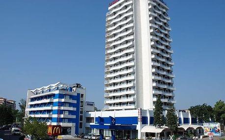 Bulharsko - Slunečné Pobřeží na 8 dní, all inclusive nebo polopenze s dopravou letecky z Prahy, 150 m od pláže