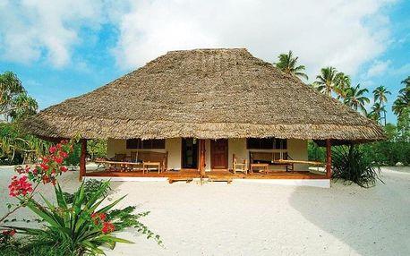 Tanzánie, Zanzibar, letecky na 11 dní all inclusive