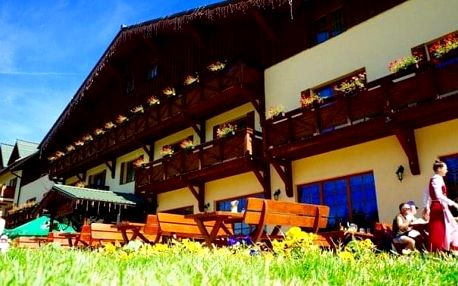Slovensko - Nízké Tatry na 7 až 8 dní, polopenze s dopravou vlastní