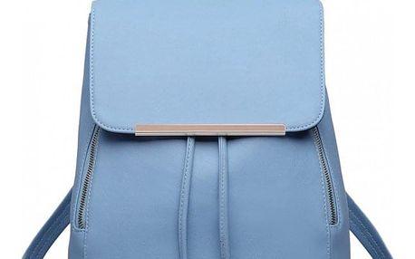 Dámský modrý batoh Beate 1669