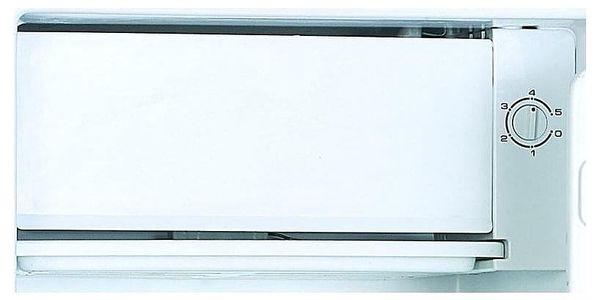 Chladnička Goddess RSC084GS8SS stříbrná3