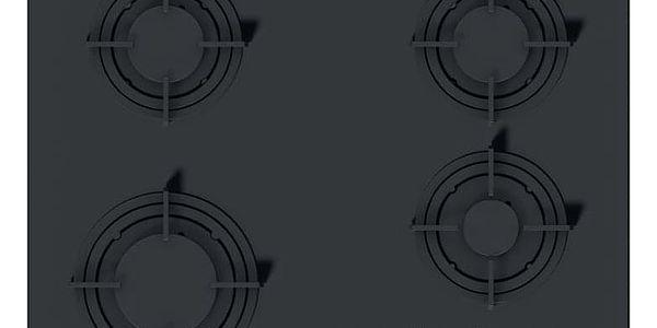 Plynová varná deska Mora VDP 645 GB3 černá/sklo4