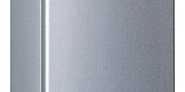 Chladnička Goddess RSC084GS8SS stříbrná5
