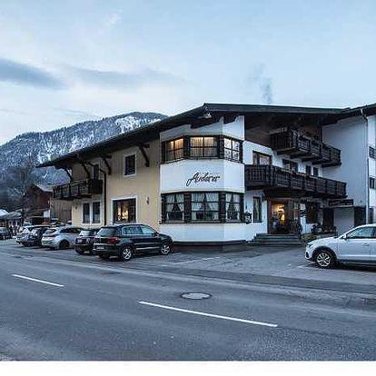 Rakousko - Pitztal na 4 dny, polopenze s dopravou vlastní
