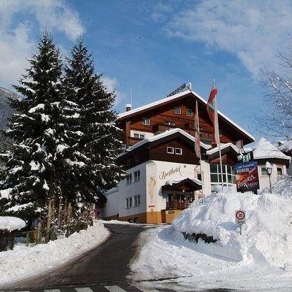 Rakousko - Mölltal / Ankogel na 4 dny, polopenze s dopravou vlastní