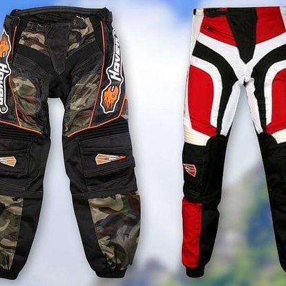 Juniorské kalhoty Spitfire na BMX i Freeride
