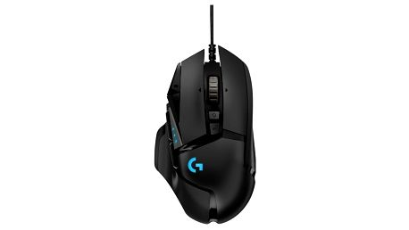 Logitech Gaming G502 HERO High Performance černá (910-005470)