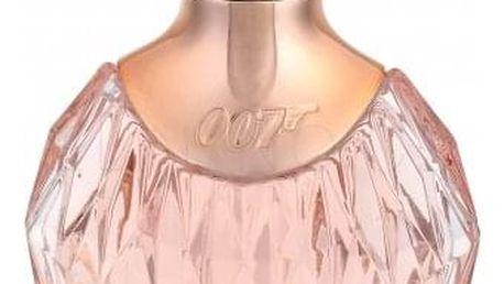 James Bond 007 James Bond 007 For Women II 50 ml parfémovaná voda pro ženy