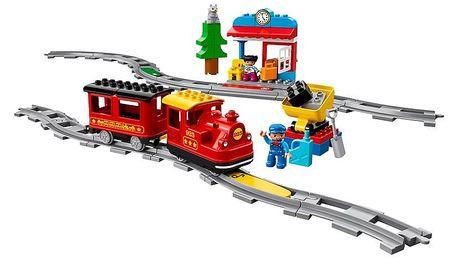 LEGO® DUPLO® Town Parní vláček