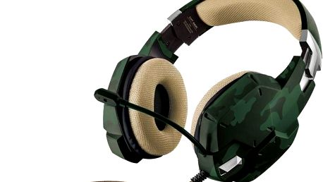 Trust GXT 322C Green Camouflage
