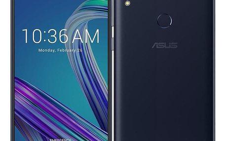 Asus ZenFone MAX Pro M1 4GB/128 GB Dual SIM černý (ZB602KL-4A143EU)