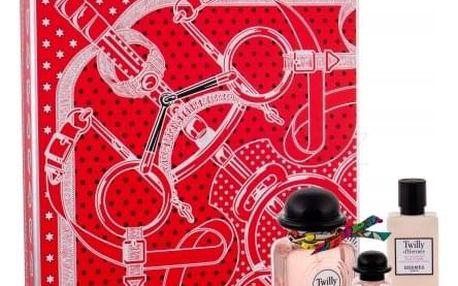 Hermes Twilly d´Hermès dárková kazeta pro ženy parfémovaná voda 50 ml + parfémovaná voda 7,5 ml + tělové mléko 40 ml