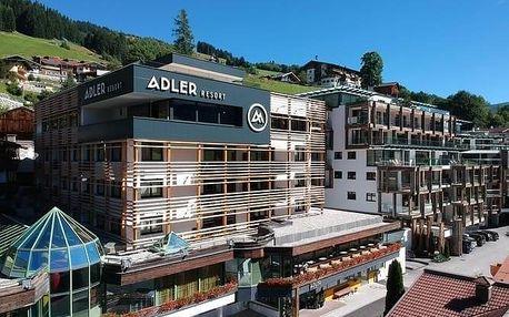 Rakousko - Saalbach / Hinterglemm na 6 dní, bez stravy s dopravou vlastní