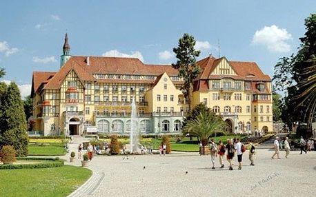 Polsko - na 4 dny, plná penze s dopravou vlastní