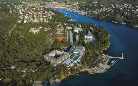Chorvatsko - Hvar na 10 dní, all inclusive s dopravou autobusem, 250 m od pláže
