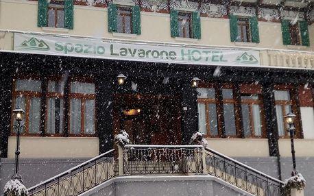 Itálie - Folgaria / Lavarone na 4 dny, polopenze s dopravou vlastní