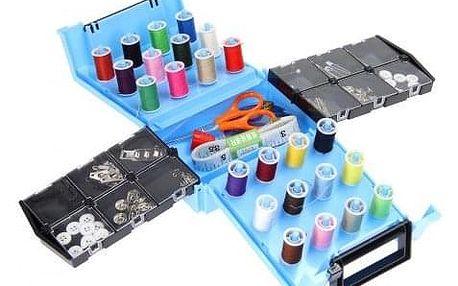 Set organizéru a příslušenství pro šití