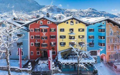 Rakousko - Kitzbühel / Mittersill na 2 dny, snídaně s dopravou vlastní