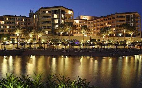 Egypt - Hurghada na 8 až 12 dní, polopenze s dopravou letecky z Prahy, přímo na pláži
