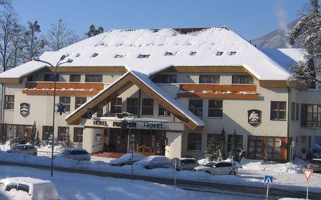 Hotel Prosper v Beskydech s polopenzí a wellness bez omezení