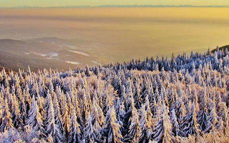 Bavorský les: zimní pobyt s all inclusive light