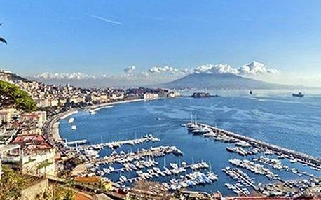 Itálie letecky na 8 dnů