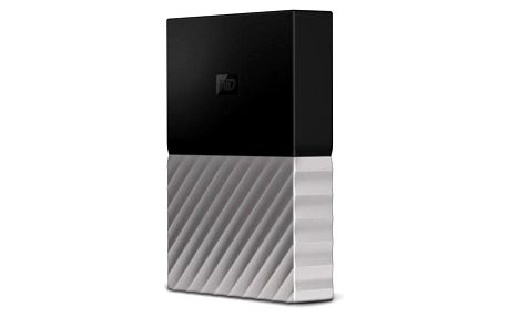 Western Digital My Passport Ultra 3TB černý/šedý (WDBFKT0030BGY-WESN)