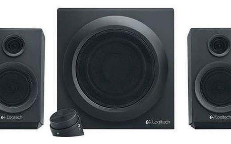 Logitech Z333 2.1 černý (980-001202)