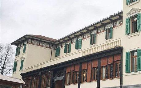 Itálie - Folgaria / Lavarone na 8 dní, polopenze s dopravou vlastní