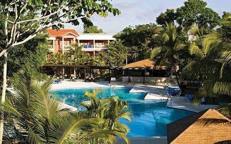 Dominikánská republika, Boca Chica, letecky na 12 dní all inclusive