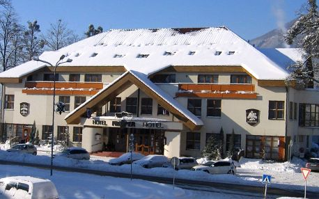 Neomezené wellness v Beskydech v oblíbeném Hotelu Prosper s polopenzí