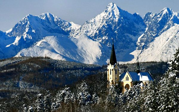 Zima i jaro v historické Levoči vč. polopenze