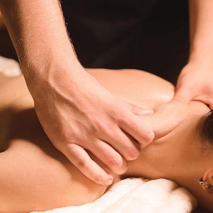 Relaxační a thajské masáže pro odpočinek těla