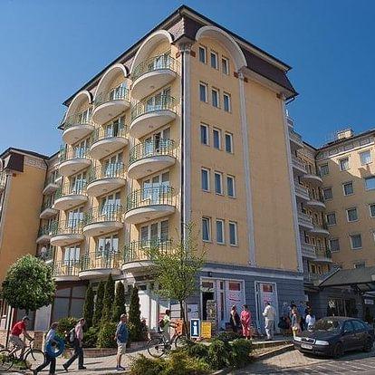 Maďarsko - Balaton na 4 dny, polopenze s dopravou vlastní