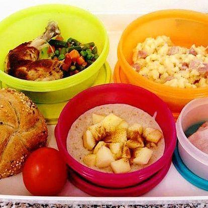 Týdenní nebo měsíční dieta s dovozem až domů