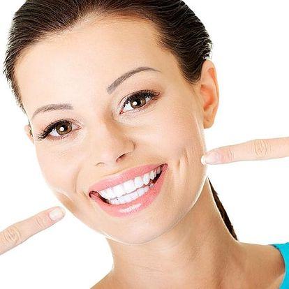 Bělení zubů, dentální hygiena nebo Air Flow v centru Prahy či Českých Budějovicích.