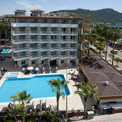 Turecko - Alanya letecky na 12-15 dnů, all inclusive