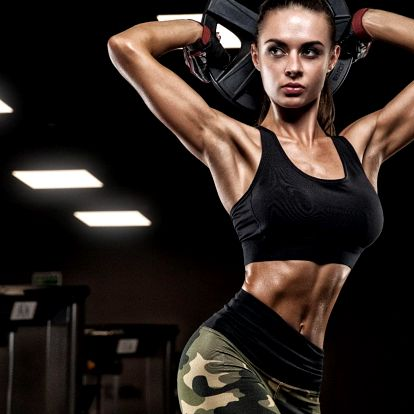 Až 12 lekcí s profesionální fitness trenérkou