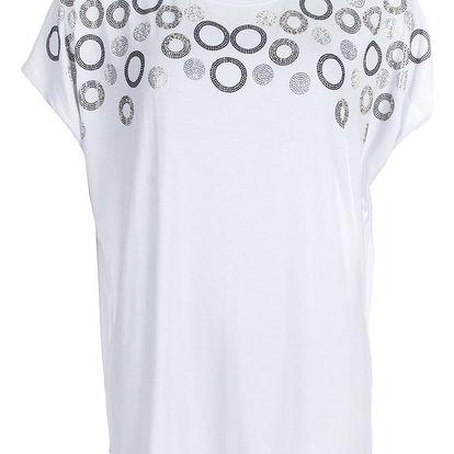 Foresta Bella Dámské tričko s krystalky Swarovski elements